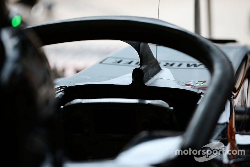 FIA разрешит командам дорабатывать Halo