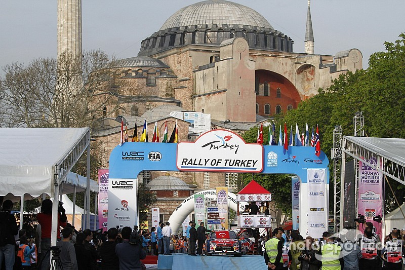 Türkiye, 2018 WRC takvimine girmeye hazırlanıyor