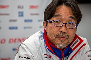WEC News Toyota ernennt neuen WEC-Teampräsidenten