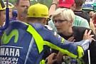 La fan que Rossi echó de la parrilla, resultó ser ministra del gobierno checo