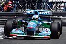 Мік Шумахер протестував Benetton B194 перед Гран Прі Бельгії