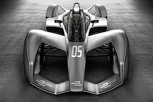 فورمولا إي أخبار عاجلة دي غراسي: تصميم سيارات الفورمولا إي الجديد لا يجب أن يتبع أفكار الفورمولا واحد