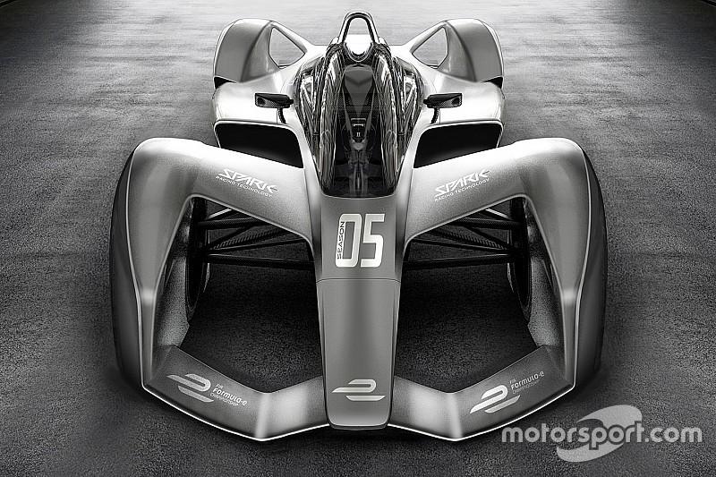 دي غراسي: تصميم سيارات الفورمولا إي الجديد لا يجب أن يتبع أفكار الفورمولا واحد