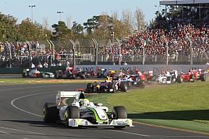 Formule 1 Actualités La F1 se sent capable de captiver les fans sans revenir aux V8