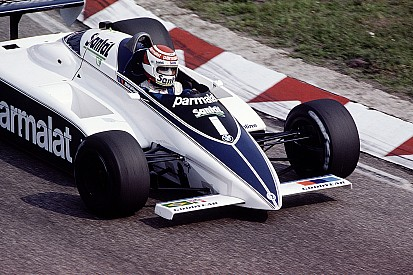 Die Formel-1-Karriere von Nelson Piquet