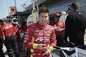 IndyCar Actualités Saavedra remplace Aleshin à Pocono et Gateway