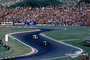 Fórmula 1 Top List Quais são as corridas de F1 com mais espectadores?