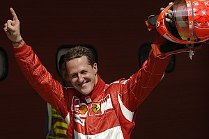 F1 Top List GALERÍA: las 68 pole position de Schumacher