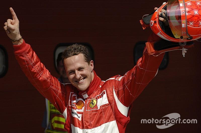 GALERÍA: las 68 pole position de Schumacher