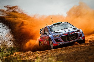 WRC Breaking news Rally Australia inks three-year government deal