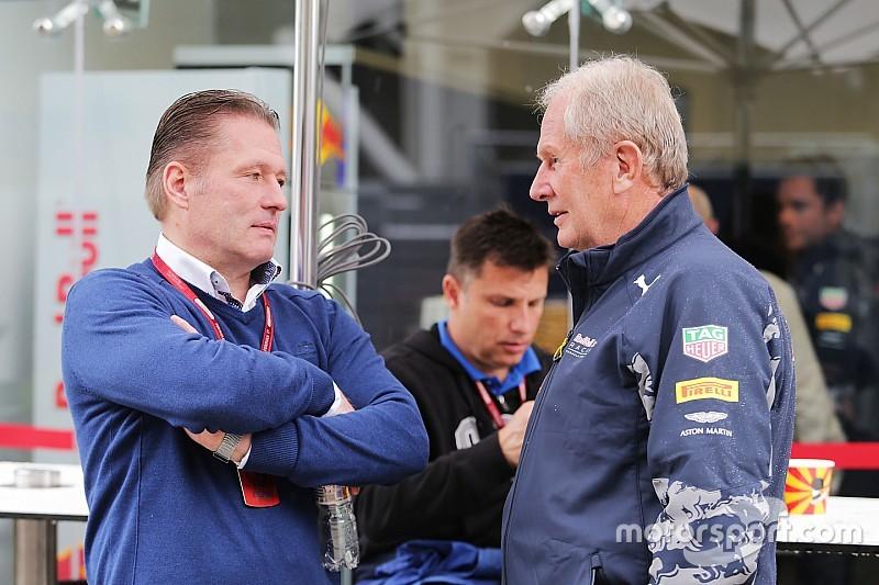 Йос Ферстаппен хоче посадити Макса в Mercedes?