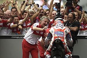 MotoGP Noticias de última hora Ducati: