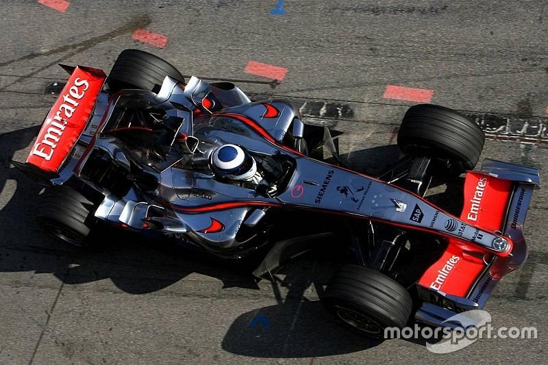 Amikor Häkkinen majdnem visszatért a Forma-1-be