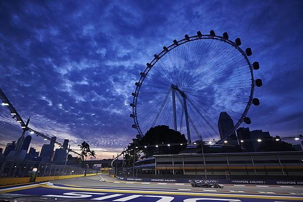 Los horarios del GP de Singapur 2017 de F1