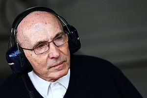 Formel 1 News Frank Williams kann nicht mehr zu Formel-1-Rennen reisen