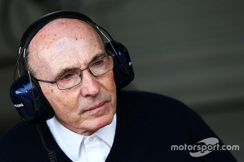 Frank Williams kann nicht mehr zu Formel-1-Rennen reisen
