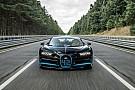 Automotivo Em Bugatti, Montoya bate recorde mundial de aceleração