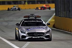 Formule 1 Diaporama Diaporama - Le Safety Car, vers un 10 sur 10 à Singapour?