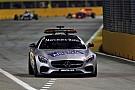 Diaporama - Le Safety Car, vers un 10 sur 10 à Singapour?