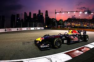 Formule 1 Diaporama Palmarès - Les vainqueurs du GP de Singapour depuis 2008