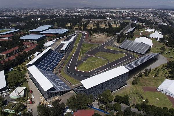 Formel 1 GP Mexiko 2017: Keine Erdbebenschäden an F1-Rennstrecke