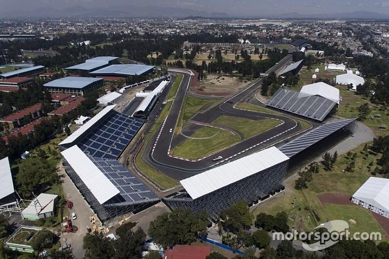 Gp mexiko 2017 keine erdbebensch den an f1 rennstrecke for Puerta 5 autodromo hermanos rodriguez