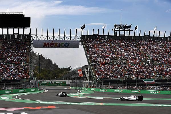 F1 墨西哥遭受强烈地震,F1赛道结构完好