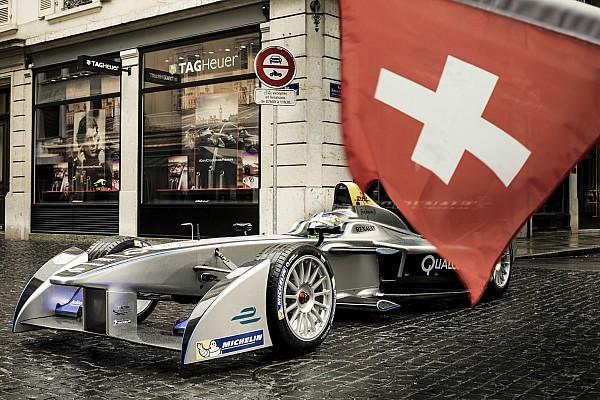 フォーミュラE 速報ニュース スイス、約60年ぶりモータースポーツ開催解禁。チューリッヒFEが決定