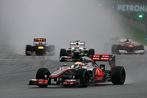 F1 fan vote launched for classic Malaysian GP stream