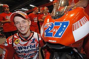 Галерея: 10 років тому Стоунер приніс поки що єдиний титул Ducati
