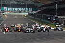 Formel 1 2017: Fast-Facts zum GP Malaysia