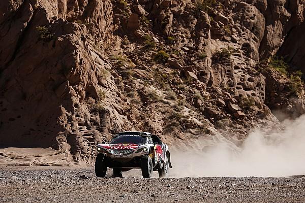Dakar Noticias de última hora Loeb: