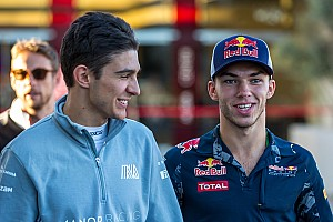 F1 Noticias de última hora Ocon dice que le dio a Gasly su primera oportunidad en un kart