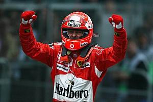 Formel 1 Historie Vor elf Jahren: Michael Schumachers letzter Formel-1-Sieg