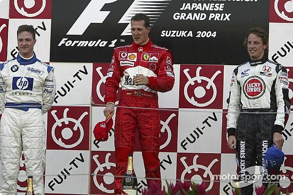 Fotogallery: i vincitori del GP del Giappone di F.1 dal 2000