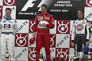 Formula 1 I più cliccati Fotogallery: i vincitori del GP del Giappone di F.1 dal 2000