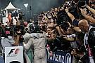 """Lauda: """"Rosberg és Hamilton már nem is köszöntek egymásnak"""""""