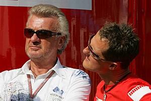 Weber: Ailesi, Schumacher'in durumunu anlatmalı