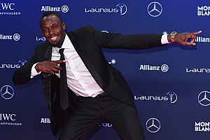 Amerika GP'sini Usain Bolt başlatacak