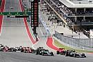 Fórmula 1 Por futebol, Globo não exibe GP dos Estados Unidos ao vivo
