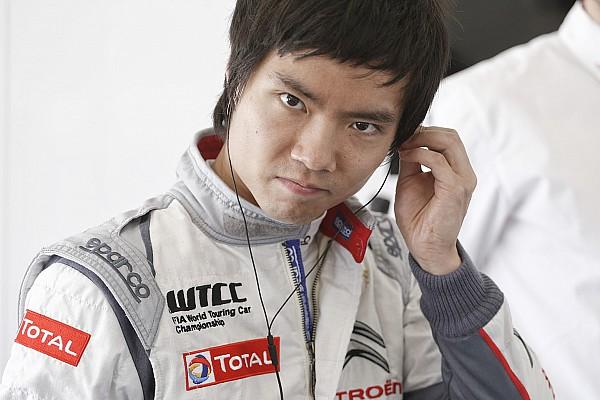 世界房车锦标赛 突发新闻 马青骅:经验让我懂得如何在澳门避免事故