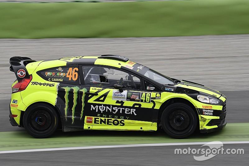 Ufficiale: Valentino Rossi correrà anche al Monza Rally Show 2017!