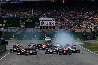 Hockenheim, sorprendido por su ausencia del calendario de F2 y GP3