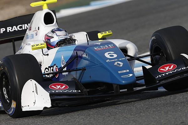 Оруджев попал в больницу и не сможет побороться за титул Формулы V8