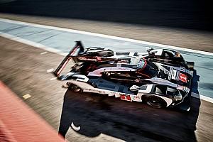 WEC Contenu spécial Porsche en LMP1 -
