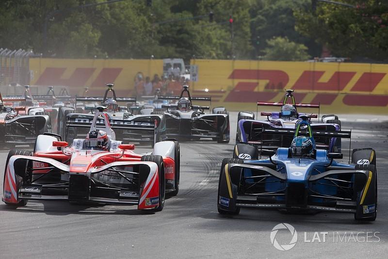 """الفورمولا إي تختار موقع """"موتورسبورت.كوم"""" كشريك إعلامي رسميّ"""