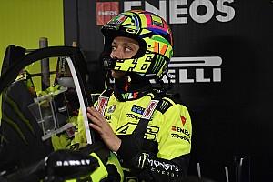 Rally Intervista Rossi: