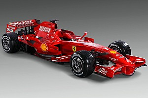Формула 1 Хроніка Цей день в історії: Ferrari представила F2008
