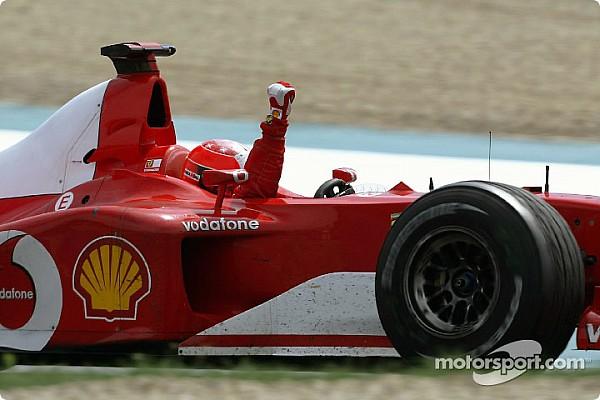 Stop/Go Livefeed F1 2002: egy igazi káosz a rajtnál Ausztráliában