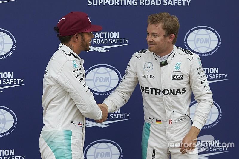 Rosberg: Hamilton iyi bir insan